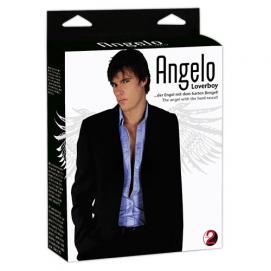 Loverboy Angelo Opblaaspop - You2Toys | PleasureToys.nl