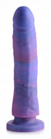 Magic Stick Siliconen Dildo Met Glitters - 20 cm - Strap U | PleasureToys.nl