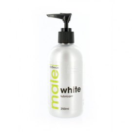 MALE - White Lubricant (250ml) - male | PleasureToys.nl