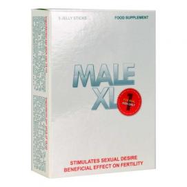 Male XL Jelly Sticks - Lustopwekker Voor Mannen - 5 sachets - Morningstar   PleasureToys.nl