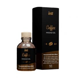 Massage Gel - Coffee - INTT | PleasureToys.nl