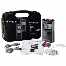 Mystim Tension Lover E-Stim Tens Unit - Mystim | PleasureToys.nl