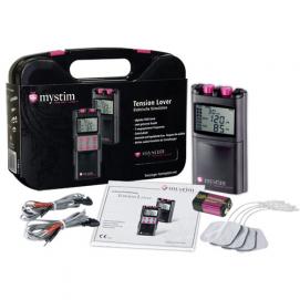 Mystim Tension Lover E-Stim Tens Unit - Mystim   PleasureToys.nl