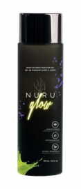 Nuru Glow Body2Body Massage Gel – - Nuru Play | PleasureToys.nl
