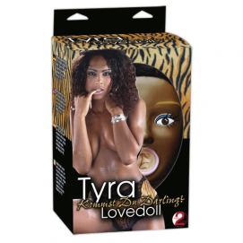 Opblaaspop Tyra - You2Toys | PleasureToys.nl
