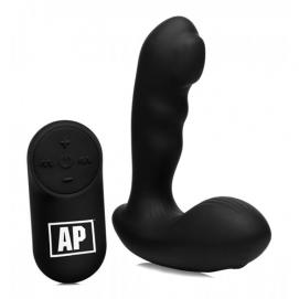 P-Milker Prostaat Vibrator Met Bewegende Kraal - Alpha-Pro | PleasureToys.nl