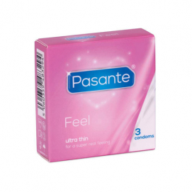 Pasante Feel Condooms - Pasante | PleasureToys.nl