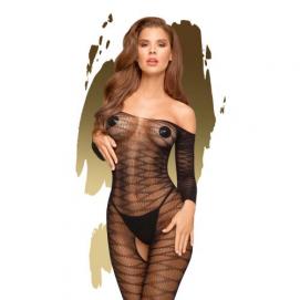 Penthouse Lingerie - Dreamy Diva  Off-Shoulder Catsuit - Penthouse | PleasureToys.nl