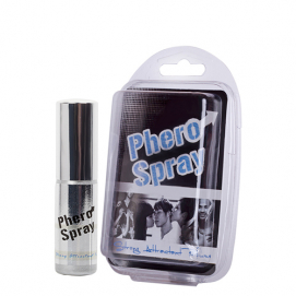 Phero Spray Voor Mannen 15 ML - Ruf | PleasureToys.nl