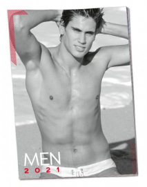 Pin-up Kalender Soft Men 2021 - You2Toys | PleasureToys.nl