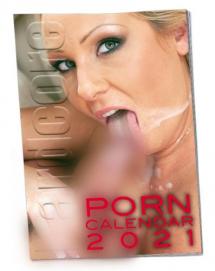 Pin-up Porno Kalender 2021 - You2Toys | PleasureToys.nl