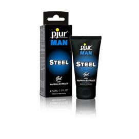 Pjur Man Steel Cream - Pjur | PleasureToys.nl