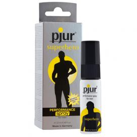 Pjur Superhero Performance Spray - Pjur | PleasureToys.nl