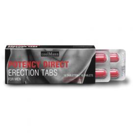 Potentie Pillen voor een betere erectie - Coolmann | PleasureToys.nl