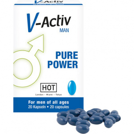 Potentiemiddel voor mannen - V-Activ - HOT | PleasureToys.nl