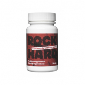 Potentiepillen - Rock Hard - Cobeco Pharma | PleasureToys.nl