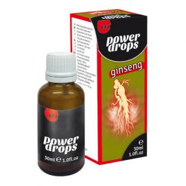 Power Ginseng druppels voor mannen - Ero by Hot | PleasureToys.nl