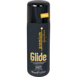 Premium Glide Siliconen Glijmiddel - HOT | PleasureToys.nl