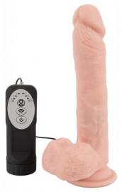 Realistische Stotende en Vibrerende Vibrator - You2Toys | PleasureToys.nl