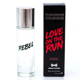 Rebel Feromonen Spray - Man/Vrouw - Eye Of Love | PleasureToys.nl