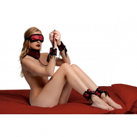 Red Dragon Bondage Set - Frisky | PleasureToys.nl