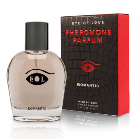 Romantic Feromonen Parfum - Man/Vrouw - Eye Of Love | PleasureToys.nl