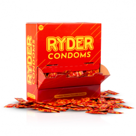 Ryder Condooms - 500 Stuks - Ryder   PleasureToys.nl