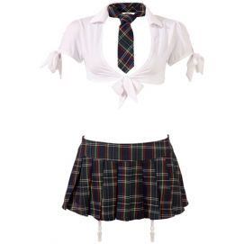 Schoolmeisjes Uniform - Cottelli Collection | PleasureToys.nl
