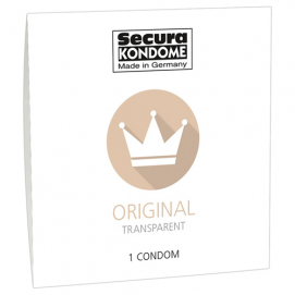 Secura Original Condoom -  1 Stuk - Secura Kondome | PleasureToys.nl