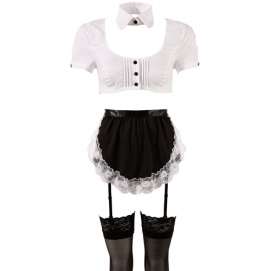 Serveersters Outfit - Cottelli Collection | PleasureToys.nl