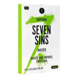 Seven Sins - Master - Lustopwekker Voor Mannen - Morningstar   PleasureToys.nl