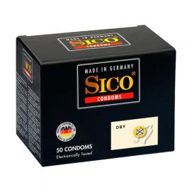 Sico Dry Condooms - 50 Stuks - Sico | PleasureToys.nl