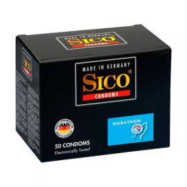 Sico Marathon Condooms - 50 Stuks - Sico | PleasureToys.nl