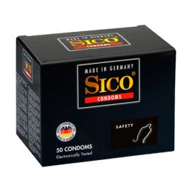 Sico Safety Condooms - 50 Stuks - Sico | PleasureToys.nl