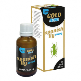 Spanish Fly Mannen - Gold strong - Ero by Hot | PleasureToys.nl