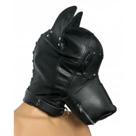 Speelse hondenkop kap - Strict Leather | PleasureToys.nl