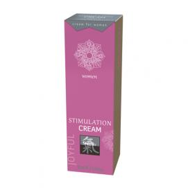 Stimulatie Crème - Shiatsu | PleasureToys.nl