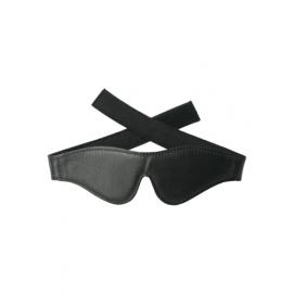 Strict Leather Velcro Blindfold - Strict Leather | PleasureToys.nl
