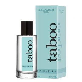 Taboo Epicurien Parfum Voor Mannen 50 ML - Ruf | PleasureToys.nl