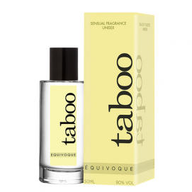 Taboo Equivoque Parfum Unisex 50 ML - Ruf | PleasureToys.nl