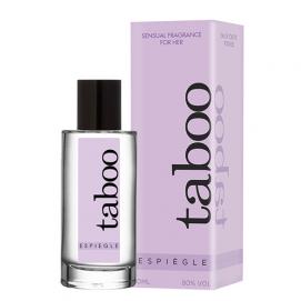 Taboo Espiegle Parfum Voor Vrouwen 50 ML - Ruf | PleasureToys.nl
