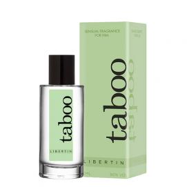 Taboo Libertin Parfum Voor Mannen 50 ML - Ruf | PleasureToys.nl