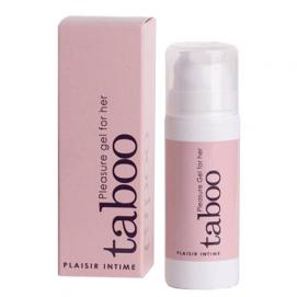 Taboo Pleasure Gel Voor Vrouwen 30 ML - Ruf | PleasureToys.nl