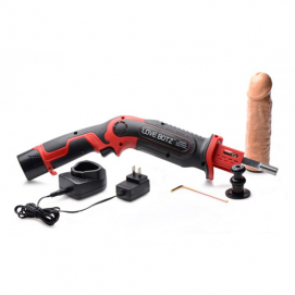 Thrust-Bot Stotende Sexmachine - Lovebotz | PleasureToys.nl