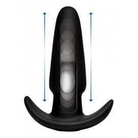 Thump-It Stotende Buttplug - Medium - Thump It | PleasureToys.nl