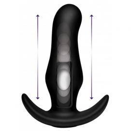 Thump-It Stotende Prostaat Buttplug - Thump It | PleasureToys.nl