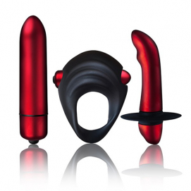 Truly Yours - Red Temptations Set - Rocks Off | PleasureToys.nl