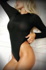 Up All Night Body Met Lange Mouwen - Vixen | PleasureToys.nl