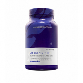 Viamax Maximizer Plus - 60 Capsules - VIAMAX | PleasureToys.nl