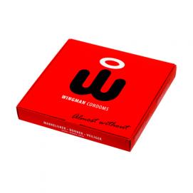 Wingman Condooms 12 Stuks - Wingman Condooms | PleasureToys.nl